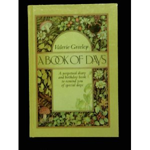 9780216916180: A Book of Days