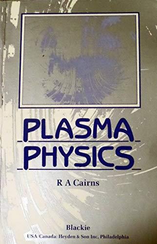 9780216917835: Plasma Physics