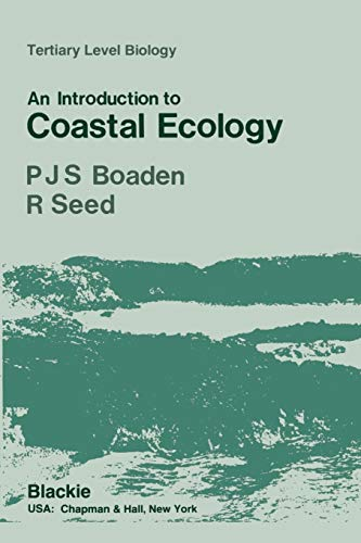 9780216917965: An introduction to Coastal Ecology (Tertiary Level Biology)