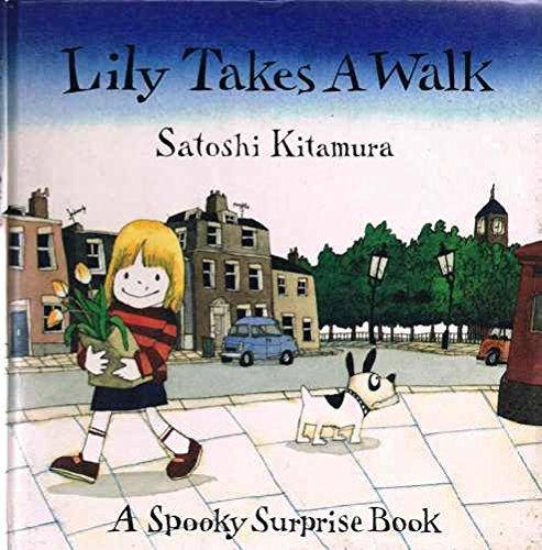 9780216920378: Lily Takes a Walk (Spooky Surprise Books)