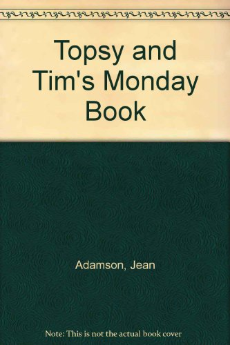 9780216920408: Topsy and Tim's Monday Book