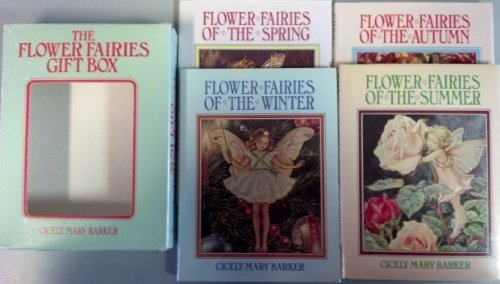 Boxed-Flower Fairies Gift Pack Flower Fairies of: Barker, Cicely Mary