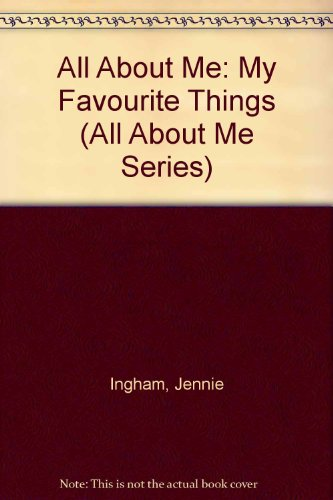 9780216921597: All About Me: My Favourite Things (All About Me)