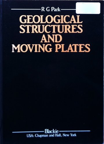 9780216922495: Geological Structures and Moving Plates