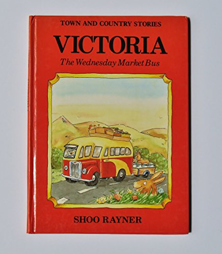 Victoria: The Wednesday Market Bus (0216923344) by Shoo Rayner