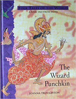 9780216923768: The Wizard Punchkin (Blackie folk tales of the world)