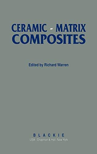 9780216926820: Ceramic-Matrix Composites