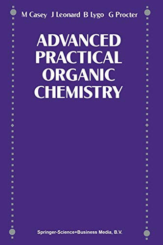 9780216927964: Advance Practical Organic Chemistry