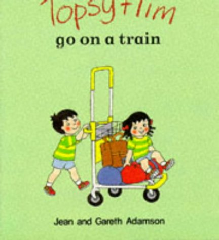 9780216928558: Topsy and Tim's Train Journey (Topsy & Tim)