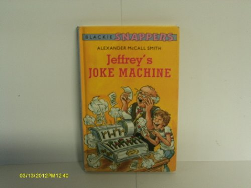 Stock image for Jeffrey's Joke Machine (Blackie Snappers S.) for sale by WorldofBooks