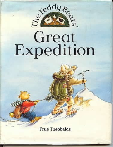 9780216928961: The Teddy Bears' Great Expedition