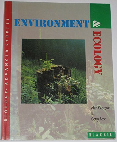9780216930308: Environment and Ecology (Biology Advanced Studies)