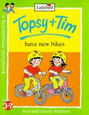 9780216931343: Topsy and Tim Ride Their Bikes (Topsy & Tim)
