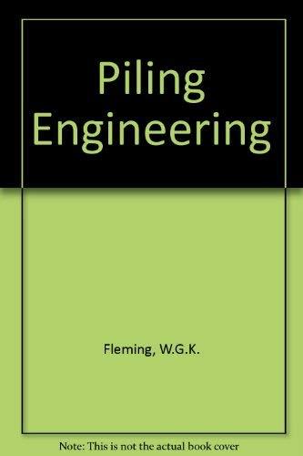 9780216931763: Piling Engineering