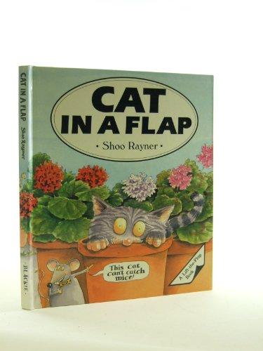 9780216932081: Cat in a Flap: Pop-up Book