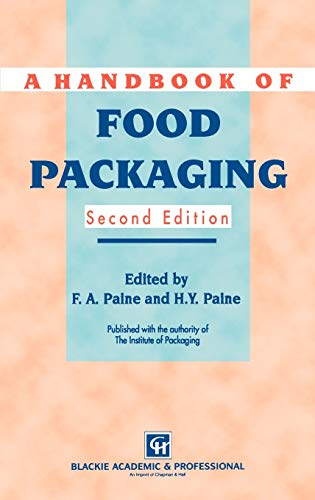 9780216932104: A Handbook of Food Packaging