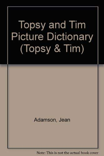 9780216940567: Topsy and Tim Picture Dictionary (Topsy & Tim)
