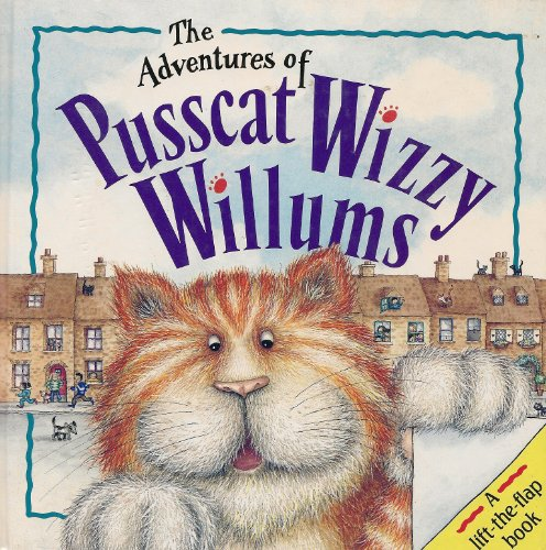 Adventures of Pusscat Wizzy Willums: Pearl, Lizzy