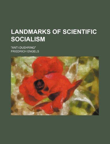 "9780217010504: Landmarks of Scientific Socialism; ""Anti-Duehring"""