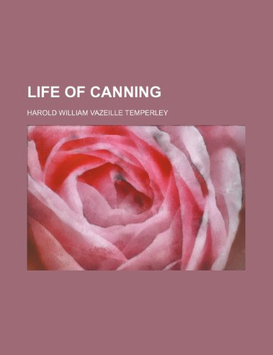 9780217012317: Life of Canning