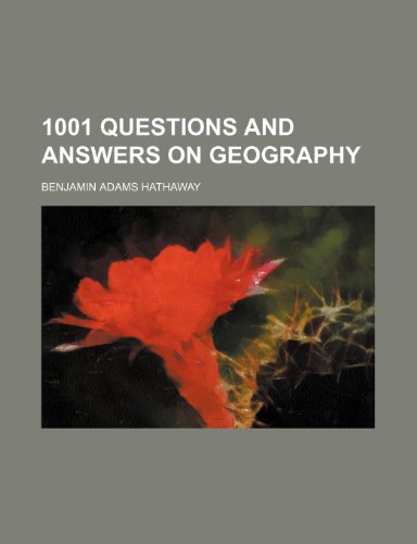 9780217078016: 1001 Questions and Answers on Geography