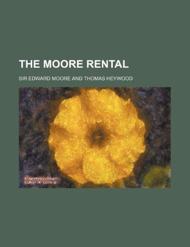 9780217097499: The Moore Rental (Volume 12)