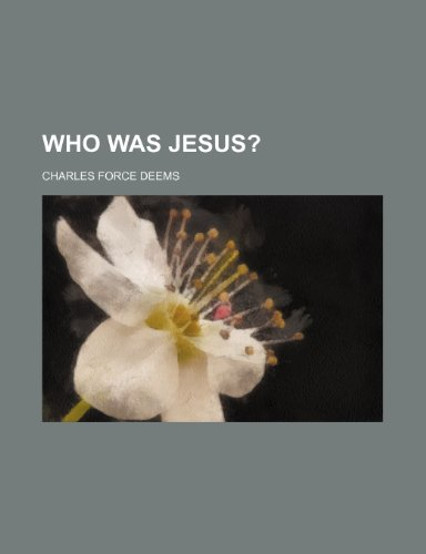 9780217148030: Who was Jesus?