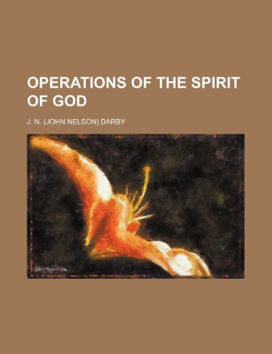 9780217197090: Operations of the Spirit of God