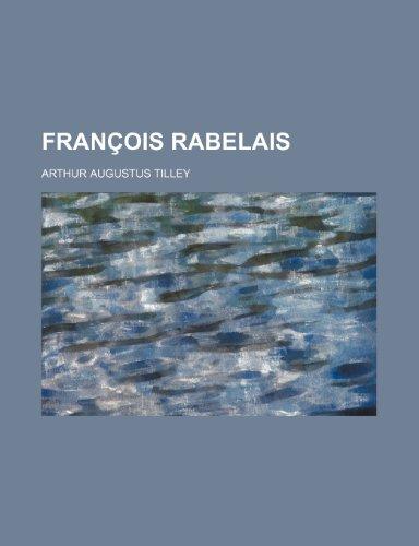 9780217215664: François Rabelais