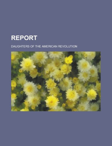 9780217271370: Report