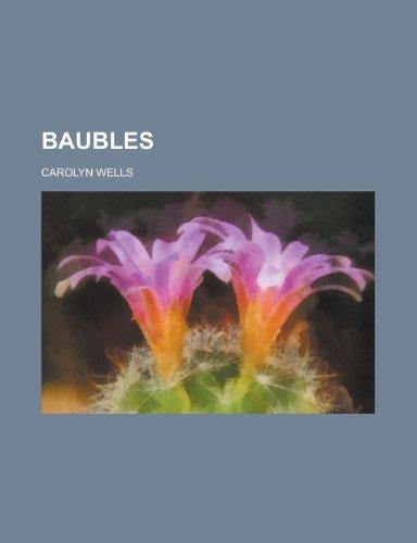 9780217337922: Baubles