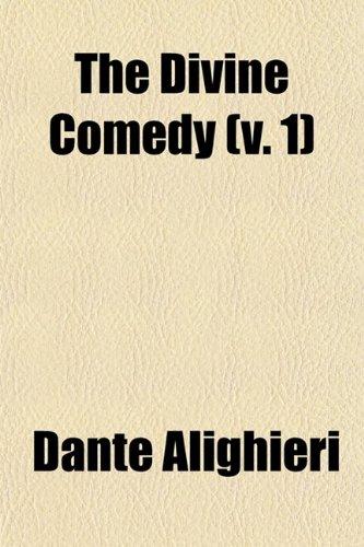 9780217345903: The Divine Comedy (Volume 1)
