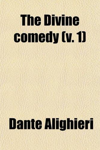 9780217345996: The Divine comedy (v. 1)