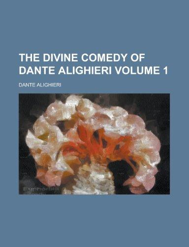 9780217346016: The Divine Comedy of Dante Alighieri (V. 1)