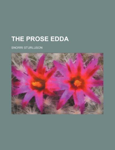 9780217366779: The Prose Edda (Volume 5)