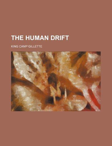 9780217390309: The human drift