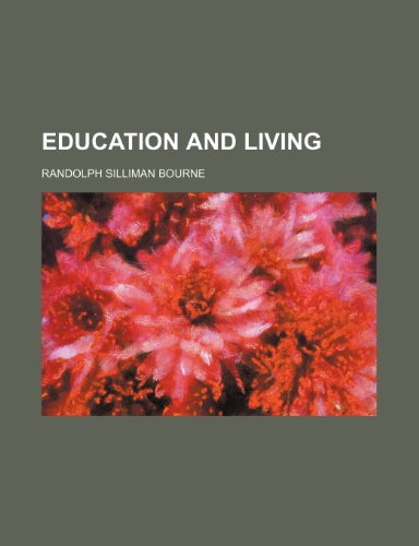 9780217467728: Education and Living