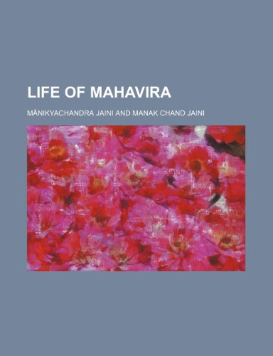 9780217504065: Life of Mahavira