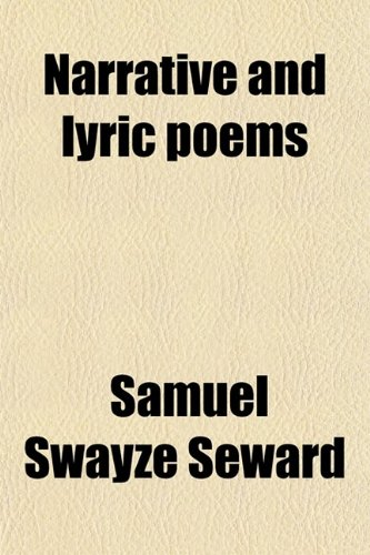 9780217515849: Narrative and lyric poems
