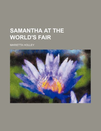 9780217550598: Samantha at the World's Fair