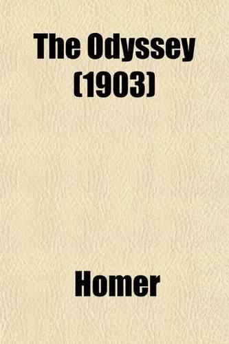 9780217600576: The Odyssey (Volume 1)