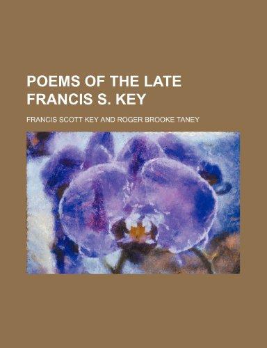 Francis Scott Key Used Books Rare Books And New Books