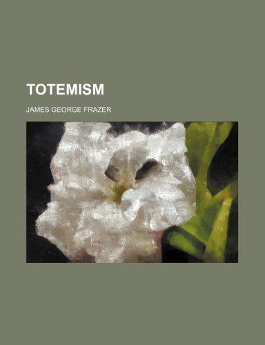 9780217646628: Totemism