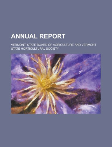 9780217684460: Annual report