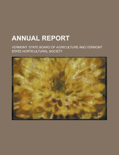 9780217684491: Annual report