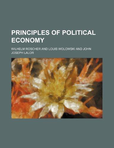 9780217742764: Principles of Political Economy (Volume 2)