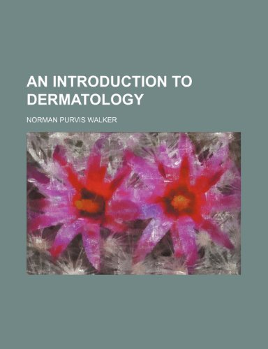 9780217773294: An Introduction to Dermatology