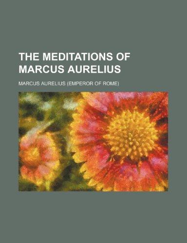 9780217803380: The Meditations of Marcus Aurelius