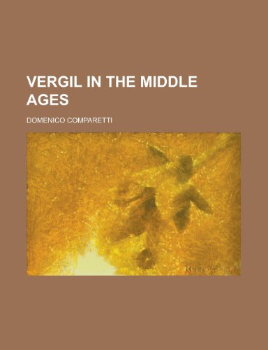 9780217905169: Vergil in the Middle Ages