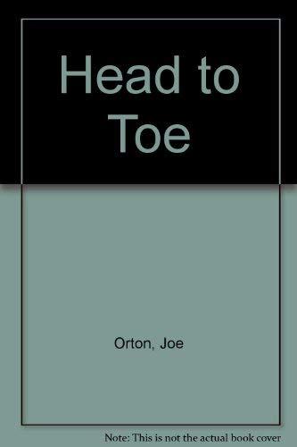 9780218511369: Head to Toe